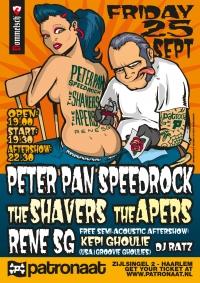 2009 09 25 Patronaat PPS Poster
