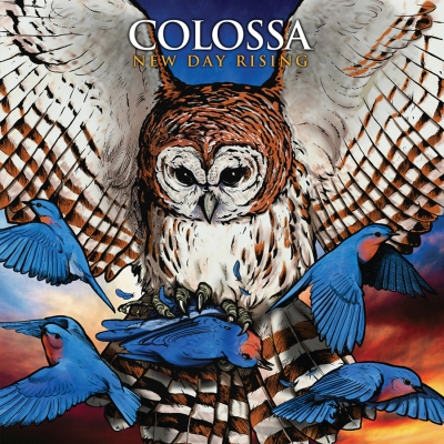 2013 01 00 Colossa - New Day Rising Cover