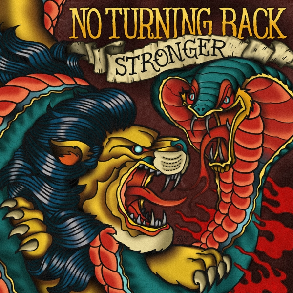 2013 01 00 No Turning Back - Stronger Cover
