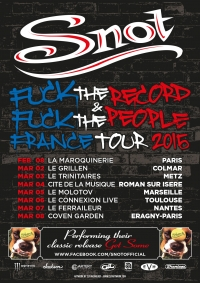 2015 02 08 Snot Tour Poster France