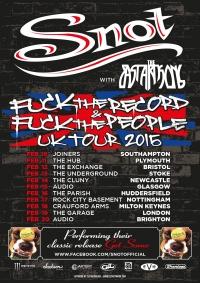 2015 02 10 Snot Tour Poster UK
