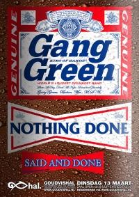 2007 03 13 Gang Green flyer
