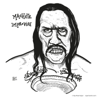 2011 03 13 Art - Machete