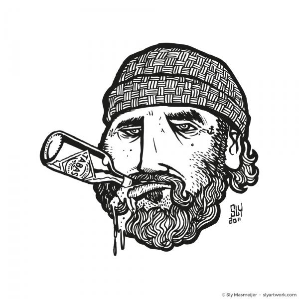 2011 03 17 Art - Beard 1