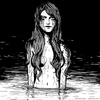 2012 04 10 Art - Waterwoman