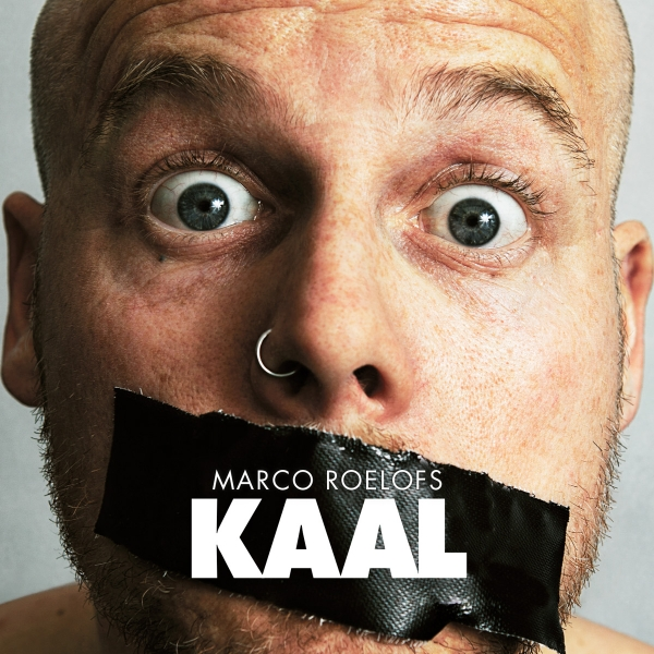 2013 07 13 Marco Roelofs - Kaal CD Cover