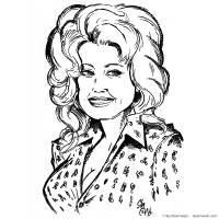 2014 12 24 Art - Dolly Parton