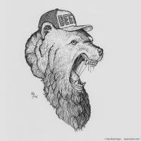 2016 01 06 Art - Bear