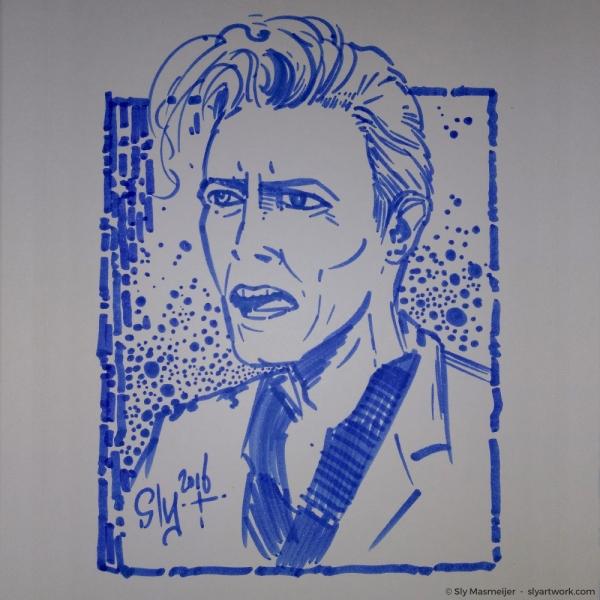 2016 01 11 Art - Bowie