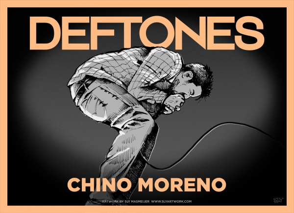 Deftones Solo - Chino