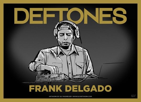 Deftones Solo - Frank