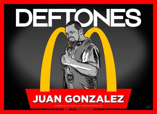 Deftones Solo - Juan