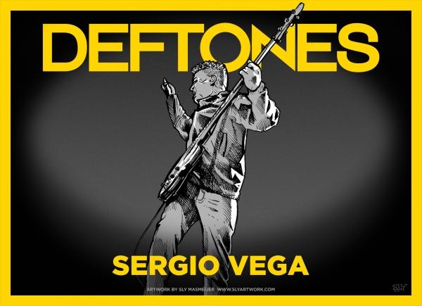 Deftones Solo - Sergio