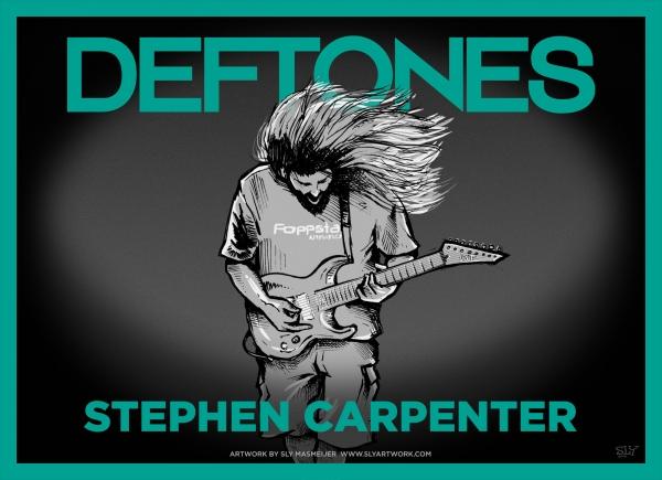 Deftones Solo - Stef