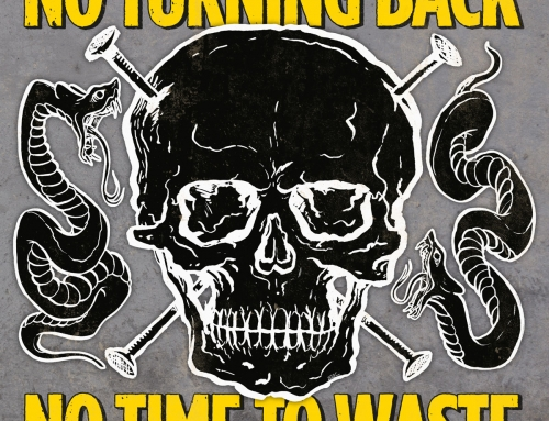 No Turning Back – No Time To Waste LP/CD (2017)