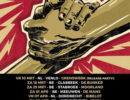 Tour poster STAVAST (2017)