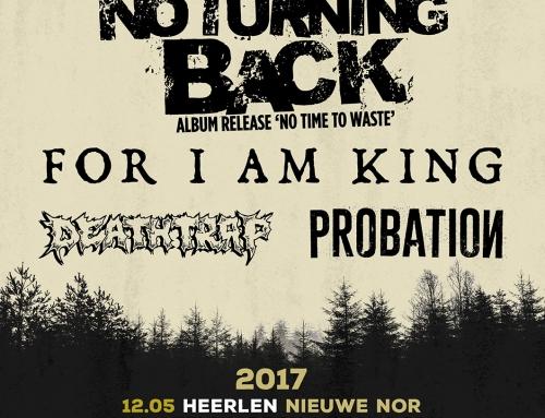 Tour poster Loud&Rising (2017)