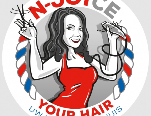 N-JOYCE Your Hair logo (2017)