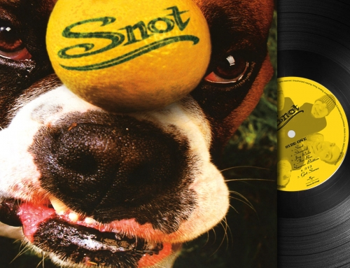 Snot – Get Some – LP vinyl artwork [2017]