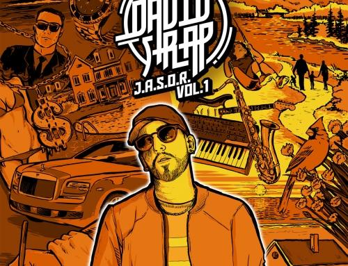 David Strap – J.A.S.O.R. Vol. 1 [2018]