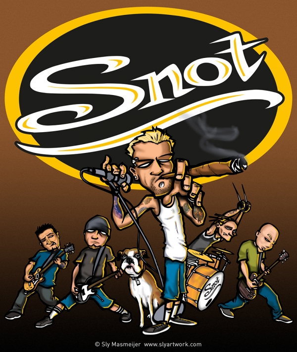 Snot Images 01