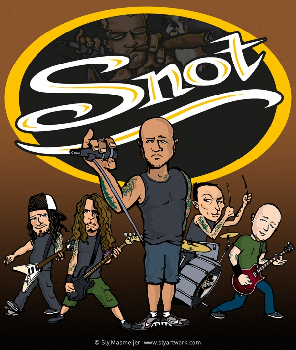 Snot Images 02