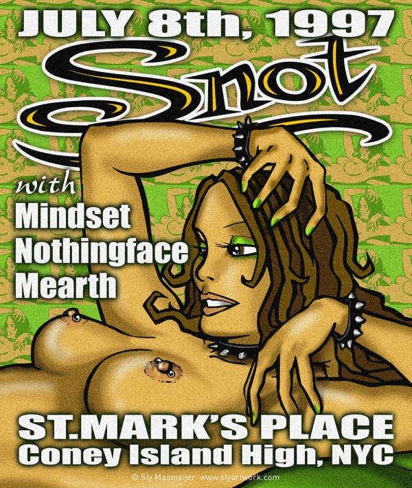 Snot Images 07