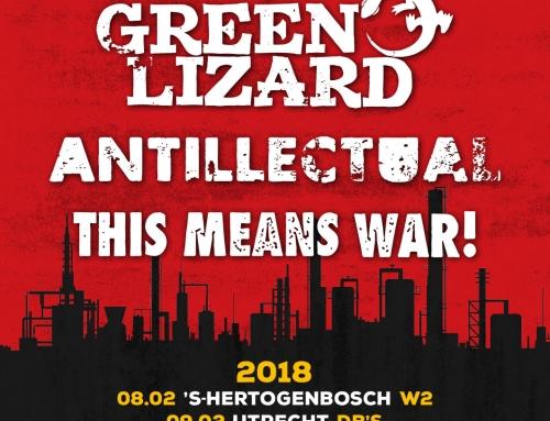Tour poster Loud&Rising (2018)