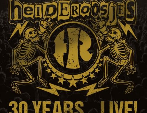 Heideroosjes '30 YEARS… LIVE!' LP [2020]