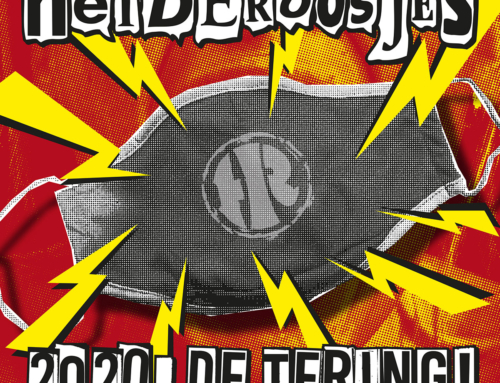 Heideroosjes '2020, De Tering!' single [2020]