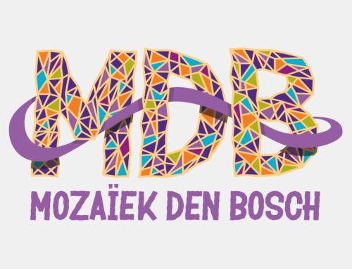 Mozaïek Den Bosch Logo (2020)