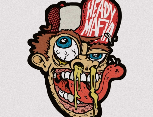 Heady Mafia pin [2021]