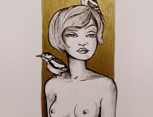 Woodpecker Girl (2007)