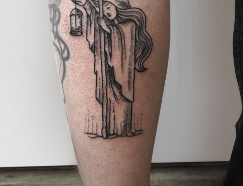Tattoo The Hermit