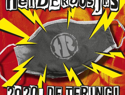 Heideroosjes '2020, De Tering!' single [2020]