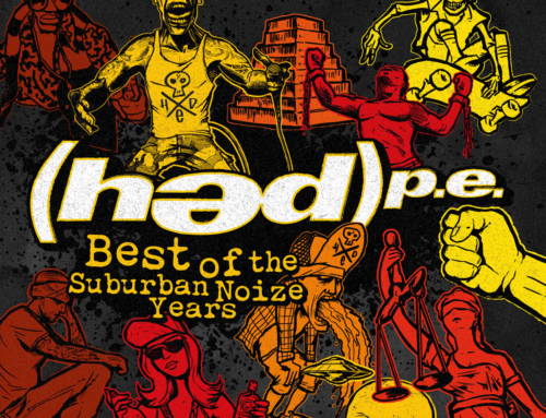 (hed)p.e. – 'Best Of The Suburban Noize Years' LP[2021]