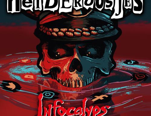 Heideroosjes – 'Infocalpys' LP & CD [2021]